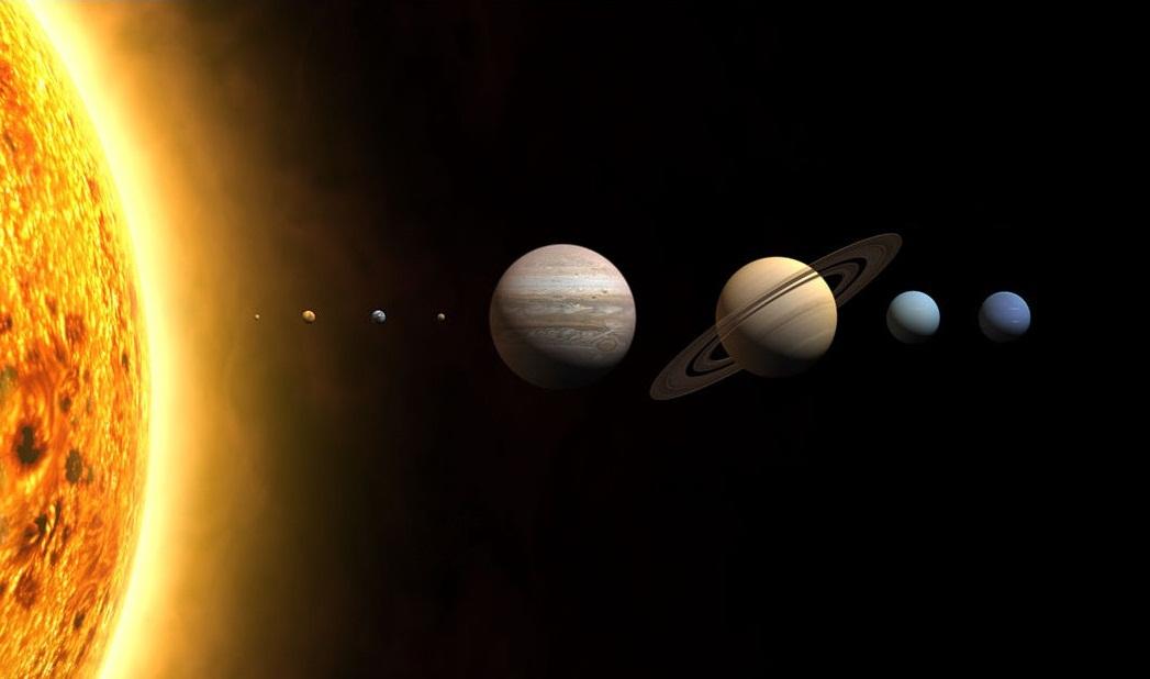 O que as luas do  Sistema Solar têm a ver com você?
