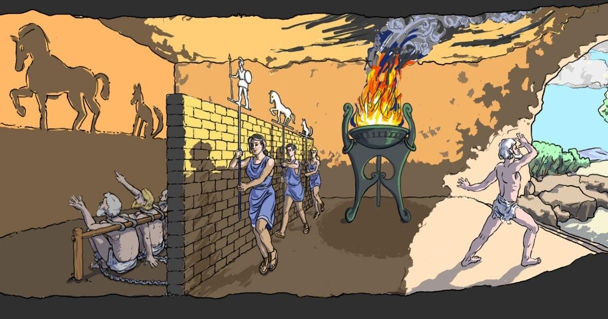 Platão e o Mito da Caverna