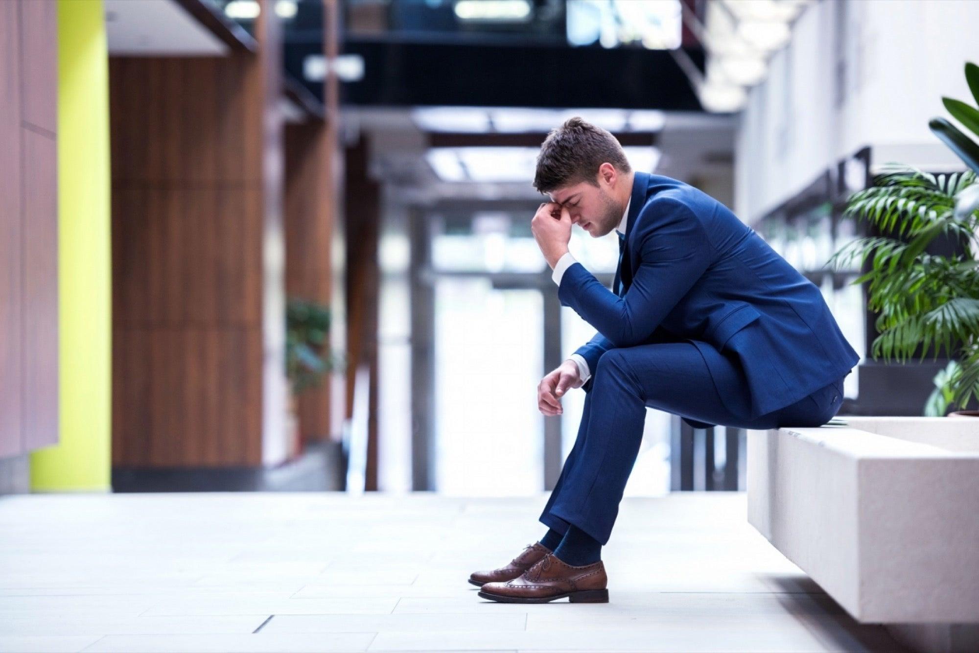 Empresas também têm falha de caráter