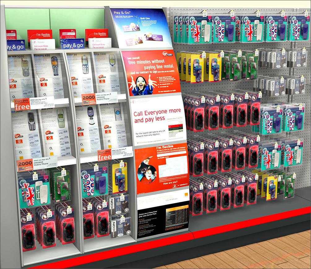 Merchandising e sucesso em vendas