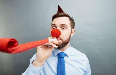 Brincar na hora errada não é para gerentes
