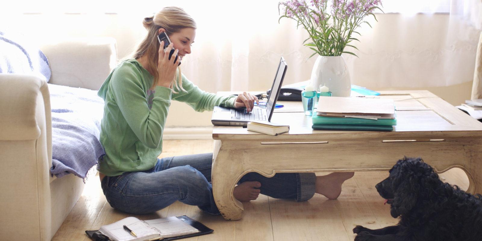 Home office ou trabalhar em casa