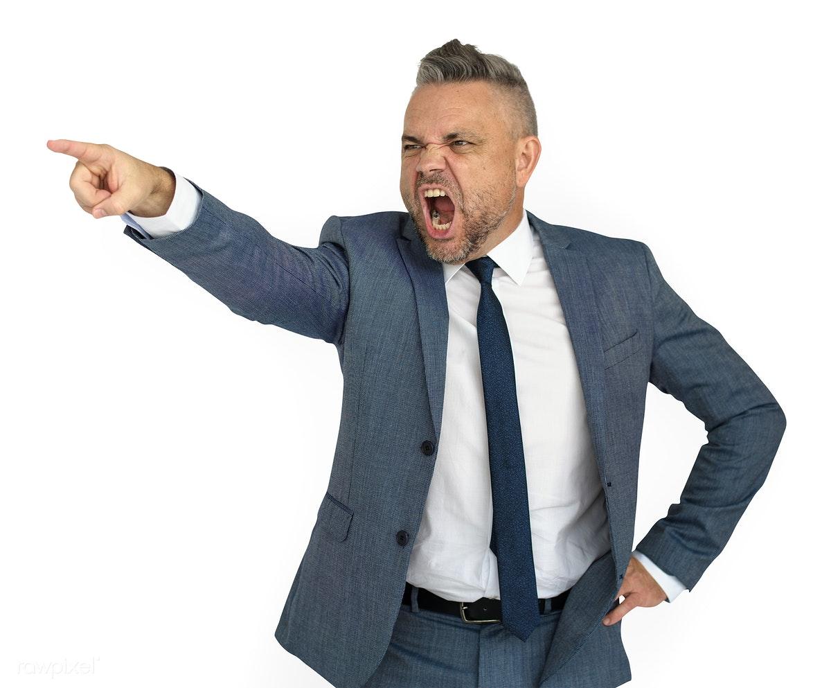 Deixe a raiva longe do ambiente de trabalho
