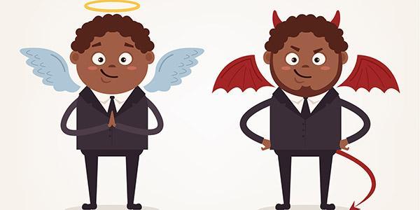 Você tem bom ou mau caráter?