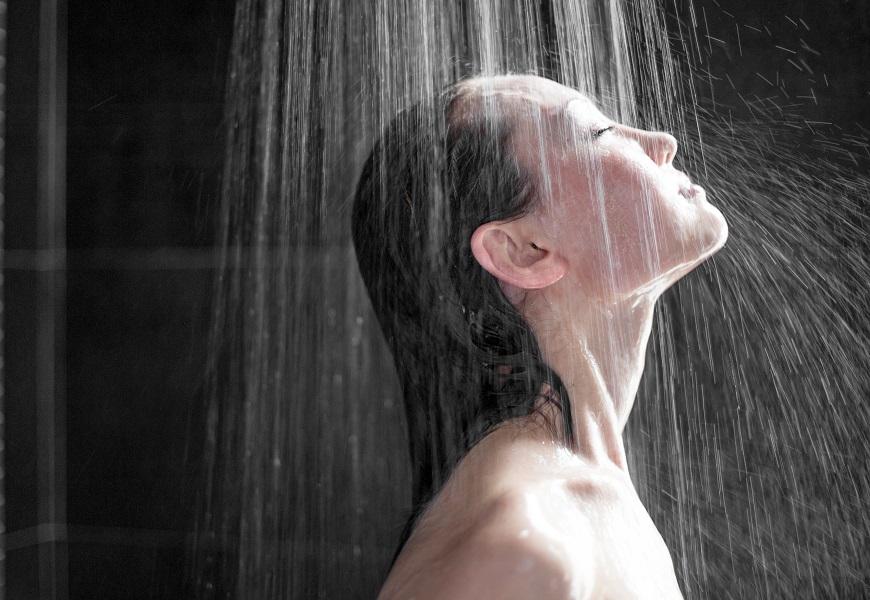 O hábito nada antigo do banho diário