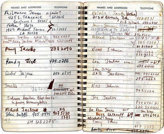 A agenda telefônica do Steven Spielberg